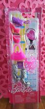 2013 Barbie FASHIONISTAS Glam & Sweetie DOLL Accessories N4811 Shoes ROCK STAR