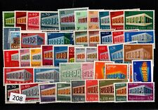 /// WHOLESALE 1969 - MNH - EUROPA CEPT - 47 STAMPS