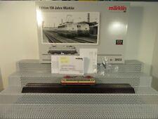 Märklin H0 39123 BR E10 1269 E-Lok DB mit Vitrine mfx Digital Sound in OVP