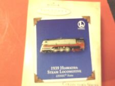 Hallmark 2004 Ornament -  Lionel  - 1939 Hiawatha Steam Locomotive  - B022