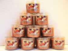 Bath Body Works Slatkin SPICED APPLE TODDY Candles, Mini, 1.6 oz., NEW x 10
