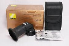 Nikon DR-6 Right Angle Viewfinder w/Box **Excellent** #A019a