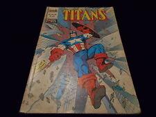 Titans album 55 contient Titans 163 164 & 165