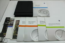 13 Volkswagen Jetta GLI Vehicle Owners Manual Handbook Guide Set