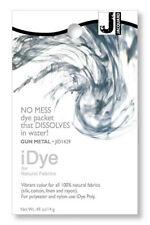 JACQUARD iDye colorante tessuto fibre naturali 14g-GUN METAL