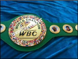 WBC Boxing World  Championship Belt Adult Size