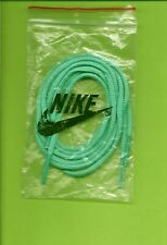 """NEW Nike 28"""" inch 1/2 Round SNEAKER Green  Shoelace"""