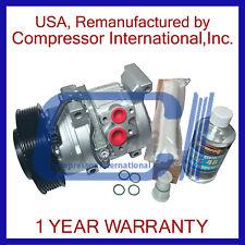 2007-2010 Scion TC 2.4L OEM Reman A/C Compressor Kit