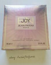 EnJoy Jean Patou 75ml/ 2.5oz EDP Spray Sealed Box Womens Perfume Genuine Rare