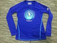 New Balance TCS New York City Marathon '17 Women's Small Long Sleeve Blue