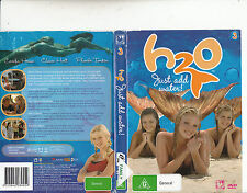 H20:Just Add Water-Vol 3-TV Series Australia 2006-[4 Episodes 9-12]-DVD