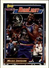"Earvin ""Magic"" Johnson #2 - Topps GOLD 1992/93 NBA Basketball Card"