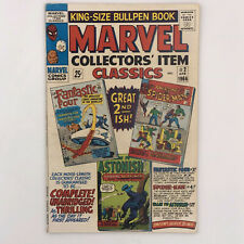 Marvel Collectors' Item Classics #2 (1966) FN- Stan Lee Jack Kirby