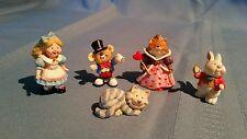 Hallmark Merry Miniatures Alice in Wonderland 1995