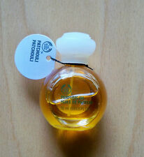 THE BODY SHOP PATCHOULI PERFUME OIL NEW, UNOPENED, HARD TO FIND, FREE SHIPPING!!