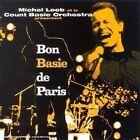"""CD """"BON BASIE DE PARIS"""" Michel LEEB et le Count Basie Orchestra / 11 MORCEAUX"""