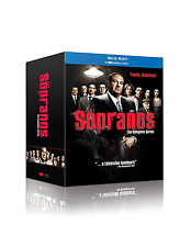 The Sopranos - Complete HBO TV Series Seasons 1 2 3 4 5 6 BluRay Boxed Set NEW!