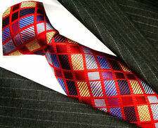 Plaids & Checks 100% Silk Ties for Men
