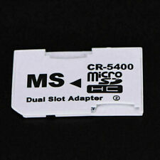 New CR-5400 PhotoFast Micro MicroSDHC TF Card to Slot X2T6 Ada Duo MS P Dua F4O5