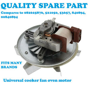CDA Quality Replacement Cooker Fan Oven Motor