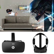 PIMAX 4K UHD Virtual Reality VR Glasses 3D PC Headset Dual Gyroscope W/ Earphone
