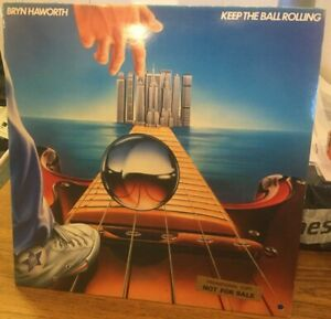 Bryn Howarth - Keep the Ball Rolling - Vinyl Record LP
