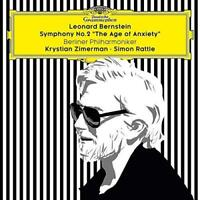 Krystian Zimerman Simon Rattle Berliner Philhar - Bernstein: Symphony N (NEW CD)