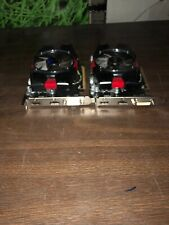 LOT OF 2 ASUS EAH6670 AMD RADEON HD 6670 GDDR5 1GB GRAPHIC CARDS