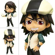"""Chibi-arts bandai Tiger & Bunny Kotetsu T. Kaburagi Plastic Action Figure 4""""H"""