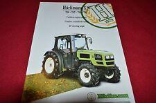 Hurlimann XN 706 707 708 709 Tractor Dealers Brochure  LCOH