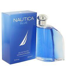 MEN NAUTICA BLUE COLOGNE 3.4 OZ SPRAY EDT BRAND NEW