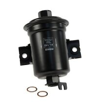Fits Toyota Corolla 97 Fuel Filter in Line w/Bracket Mahle 23300 19285