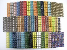 81 Mosaic Tiles 10 x10 x 4mm Tessera. Ceramic Glazed. Choose Your Colour