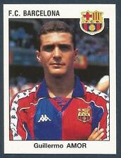 PANINI FUTBOL 93-94 SPANISH -#080-F.C.BARCELONA-GUILLERMO AMOR