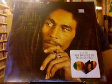 Bob Marley Legend: Best of 2xLP 30th Anniversary tri-color vinyl sealed