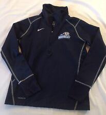 West Michigan Whitecaps Nike Quarter Zip Sweatshirt Size Womens Medium