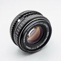 SMC Pentax-M 50mm f1.7 (PK Mount) - Parts or Repair - See Details