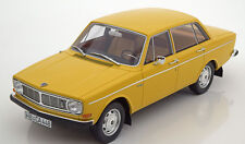 1970 Volvo 144 Yellow by BoS Models LE of 1000 1/18 Scale Rare!