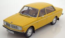 1970 Volvo 144 Amarillo por Bos Modelos Le de 1000 1/18 Escala Raro