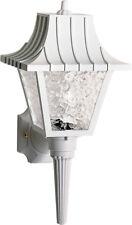 "Nuvo 1 Light 18"" Wall Lantern Mansard Lantern with Textured Acrylic Panels"