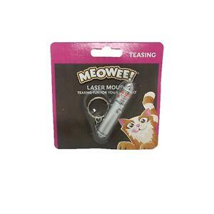 Good Girl Meowee Cat Laser Toy Teaser Kitten Batteries Included UK SELLER
