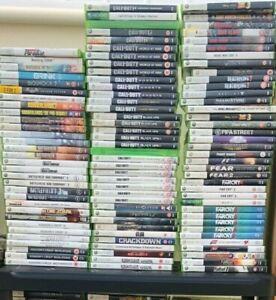 Xbox 360 Games Multi Listing