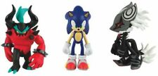 Action Figures - Sonic the Hedgehog - Infinite, Zavok, and Sonic with Accessory