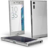 Glossy TPU Gel Case for Sony Xperia XZ F8331 XZs Skin Cover + Screen Protector