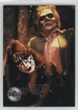 1998 Cornerstone KISS Series 2 Silver #140 Kiss Meets the Phantom of Park 0f8