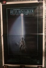 Star Wars RETURN OF THE JEDI 27x41 One Sheet Movie Poster