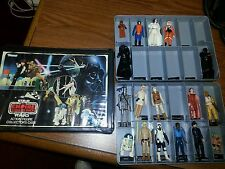 Kenner Star Wars 17 Action Figures w/ Weapons Lot 1977-1985 Original telescoping