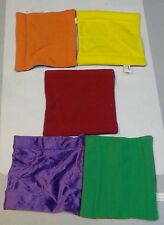 Abilitations Weighted Pushpathz Fidget Fleece Assorted Colors Rectangle (1 Each)