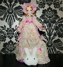 Kurhn Chinese Fashion Doll Country Lolita Blonde Princess + Plush RARE *MINT*