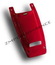 NEW HONDA TRX250R PLASTIC RED SCOOPED HOOD TRX 250R PLASTICS